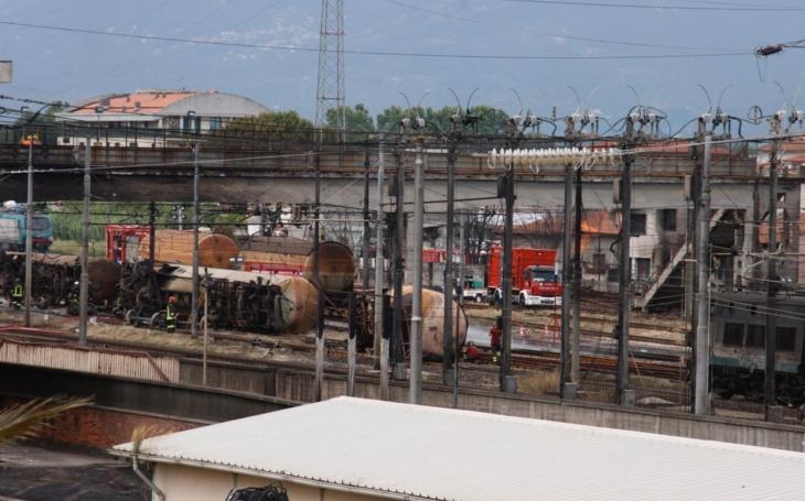 The biggest railway accidents: Viareggio