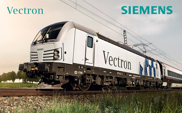 Vectron Dual Mode locomotive, ecology and performance for German railways