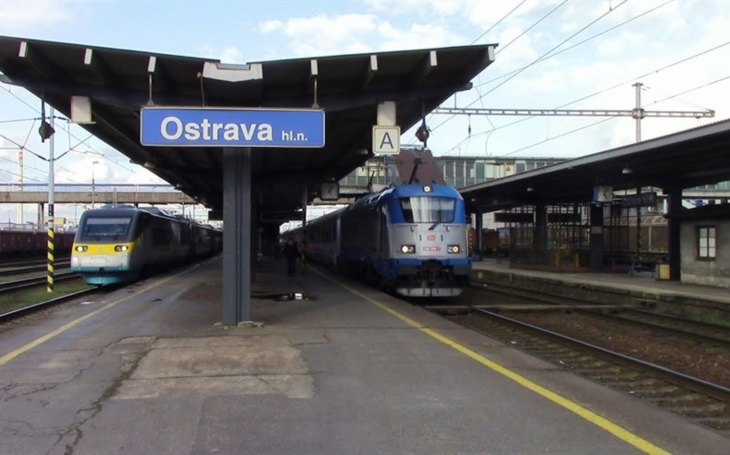 The railway junction in Ostrava is awaiting a reconstruction for almost a million euros