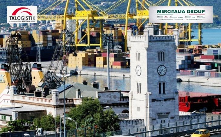 Mercitalia started operations on the Trieste-Nuremberg route
