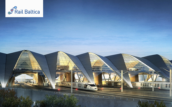 Rail Baltica has launched a tender for the supplier of CCS engineering