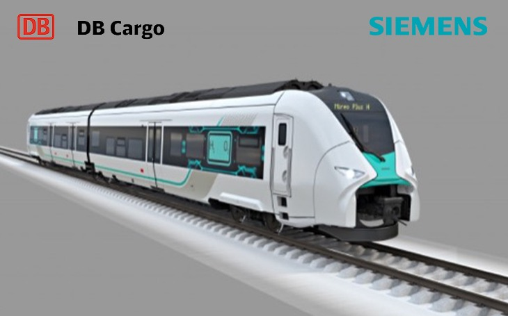 Siemens and DB are collaborating on the development of a hydrogen train