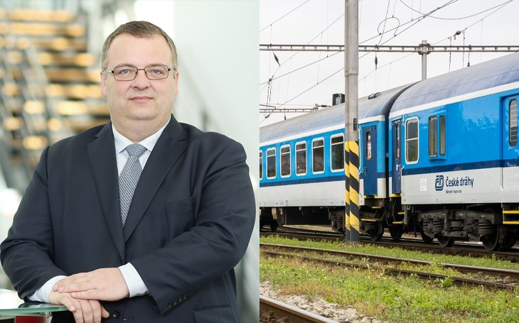 České dráhy prepares major changes in its structure and opens depots to other carriers. It is a good business opportunity, says head of ČD, Mr. Bednárik.