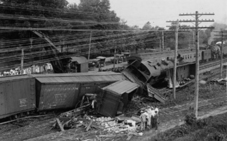 The biggest railway accidents: Romania, the second biggest railway accident in the world