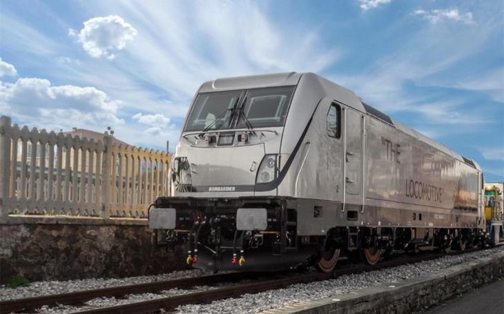 Bombardier will upgrade the Traxx MS2 locomotives to ETCS 3 system