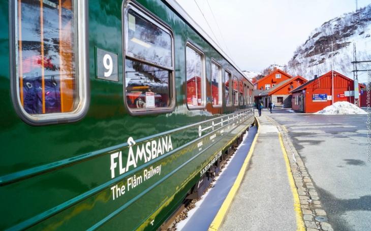 The most beautiful railroads in the world: Flåmsbana, Norway