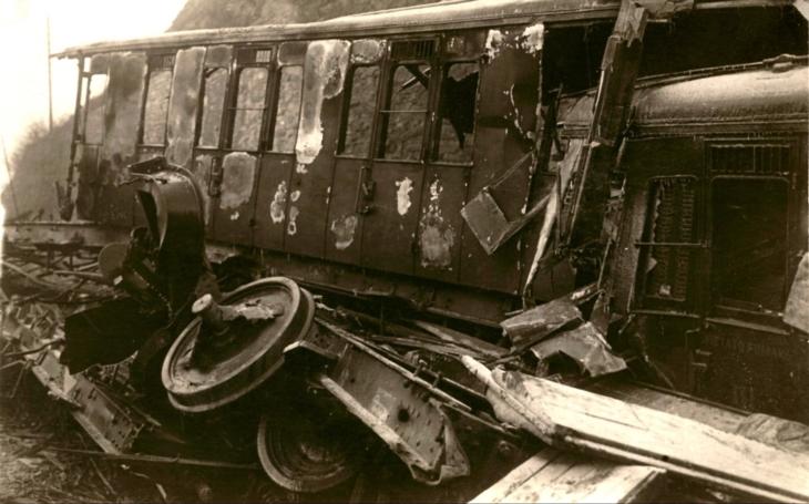 The biggest railway accidents: Saint-Michel-de-Maurienne, France