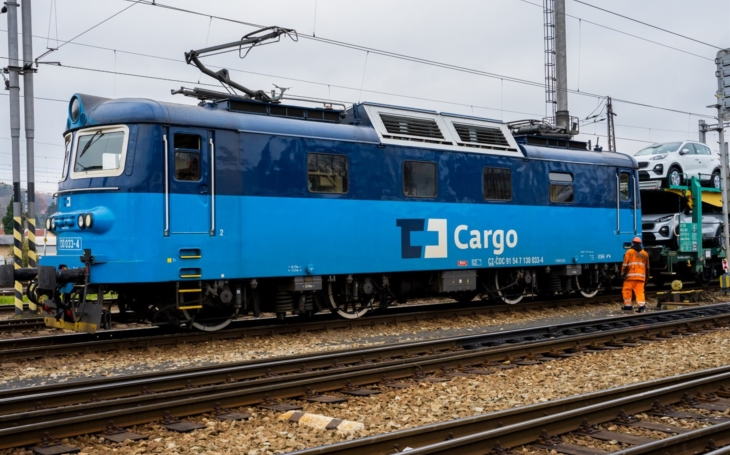 ČD Cargo modernizes its locomotives: The ETCS system is to be installed by CZ LOKO