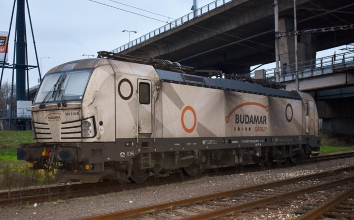 Budamar started the operation of a new intermodal transport between Bratislava and Rostock for the transport of LKW Walter semi-trailers