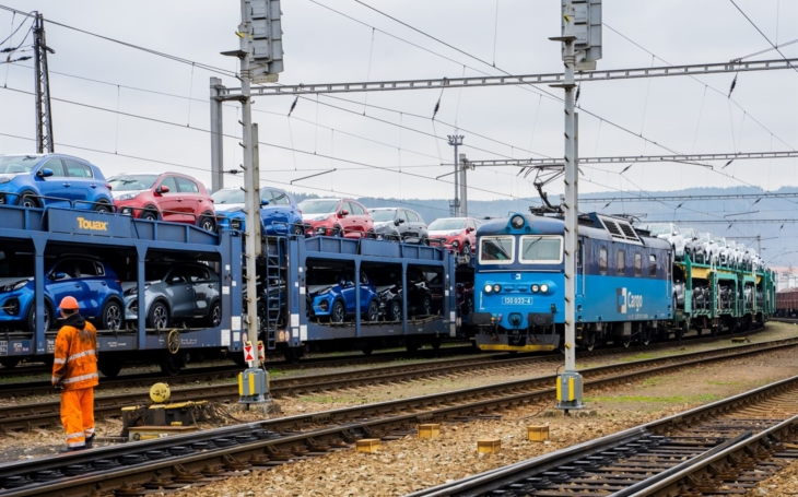 ČD Cargo leased locomotives for its abroad activities in Austria and Germany