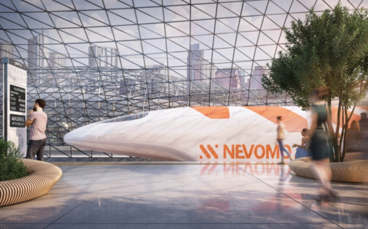 NEVOMO: The longest passive magnetic levitation test facility in Europe will be constructed in Poland