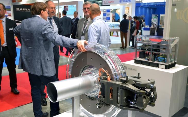 EXPO Ferroviaria, Italy's No1 Exhibition for Railway Technology, returns to Milan 28-30 September 2021