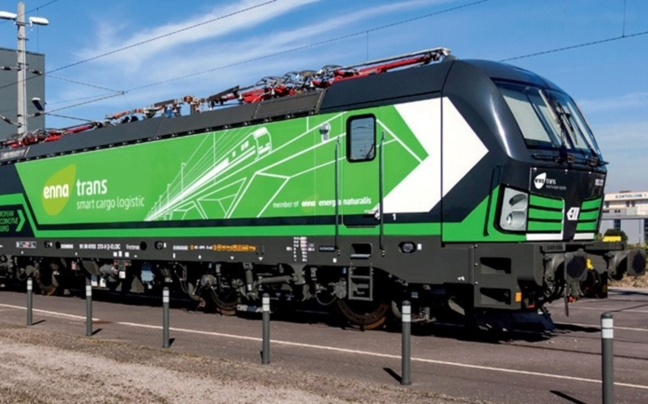 ENNA Transport: The first privately owned railway cargo company to successfully expand its business operations in Croatia