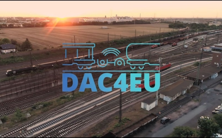 Digital Automatic Coupling for all European freight wagons before 2030