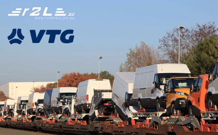 Innovation for the modal shift: VTG to Europe-wide use of VEGA r2L technology to put trailers on the rails
