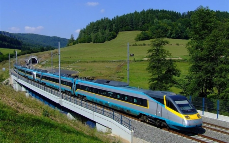 High-speed rails in CZE? Ambition to build up in 13 years.
