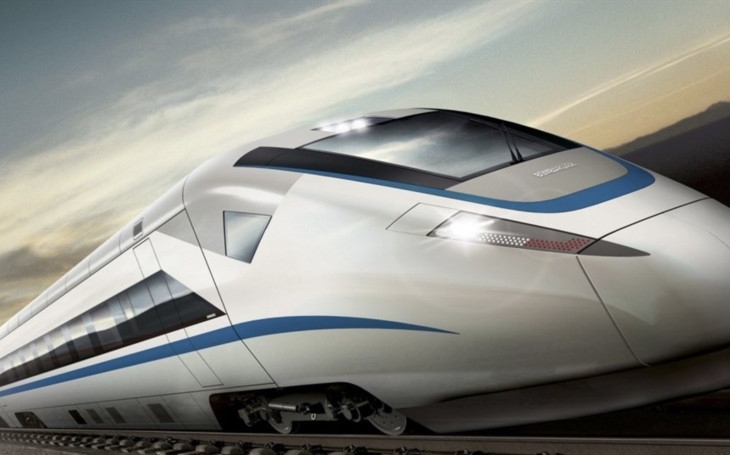 The future of high speed railways for countries of V4