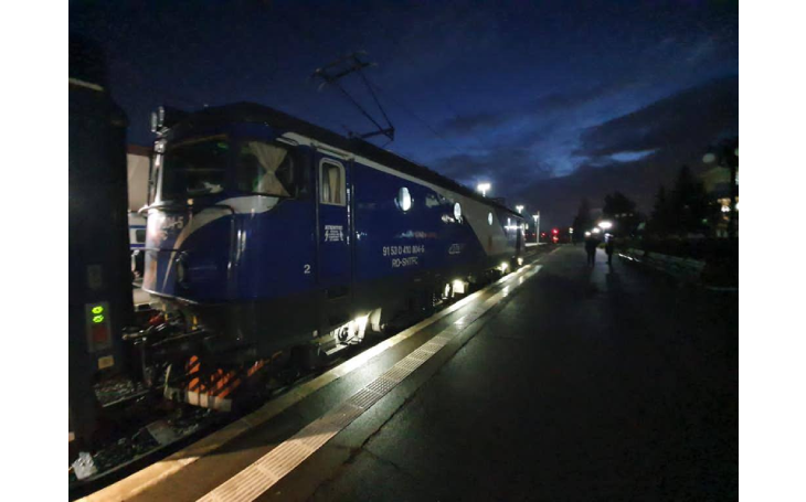 Romania offers new 'high speed' train from Transylvania to the Black Sea