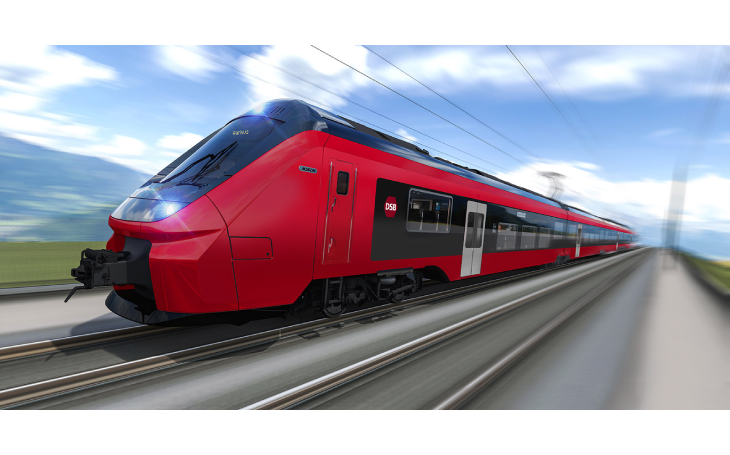 Lombardia has ordered more Coradia Stream EMU from Alstom