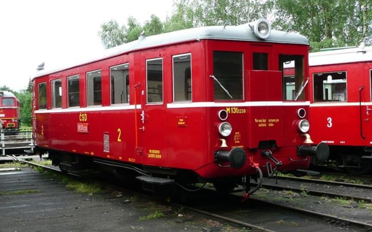 Historická železniční vozidla: Hurvínek