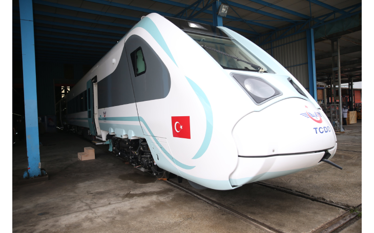 High speed rails in Turkey – technical description of current status and plans.