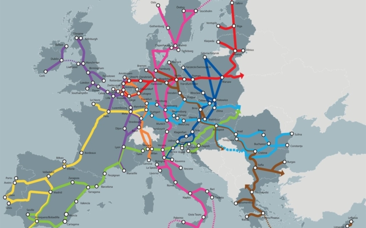 TENT-T network needs freight-only lines and an &quote;intermodal cross-section&quote;