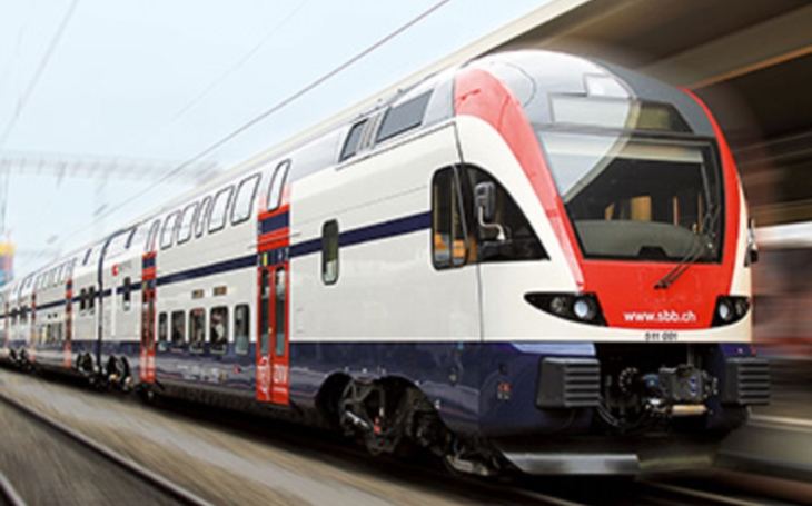 SBB placed an order with Stadler for 1.3 million francs.  60 interregional trains will be delivered