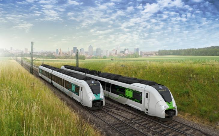 H2 Forum: Siemens presented updates on the new hydrogen locomotive.