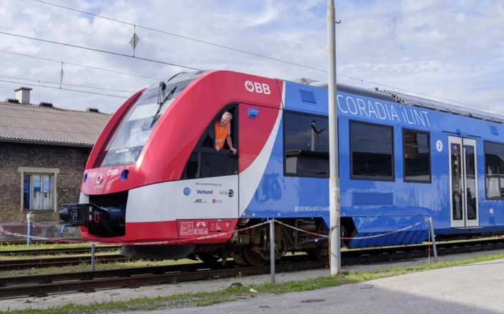H2 Forum: ALSTOM is ready to sell the first-ever hydrogen locomotives.