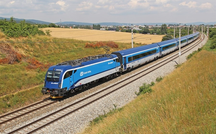 ČD Group responded better to the crisis than most Western companies, says railway expert on ČD's economic result