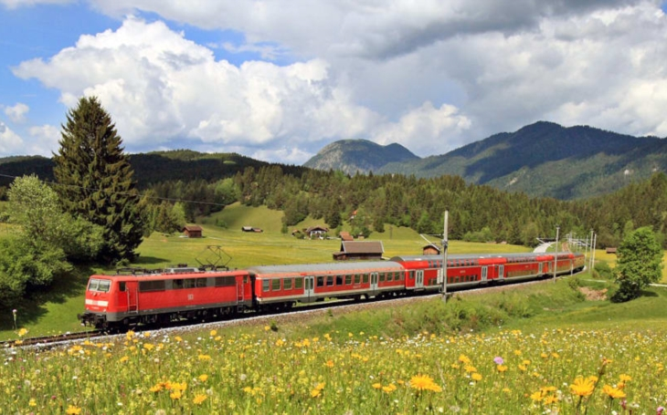 German government protects rail operators and funds new infrastructure.
