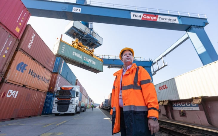 Rail cargo Group: Terminal BILK, the largest terminal in Hungary