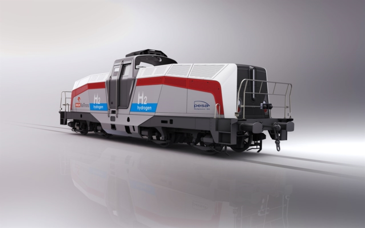 PESA Bydgoszcz S.A.: Suprise for TRAKO fair – first Polish hydrogen powered locomotive
