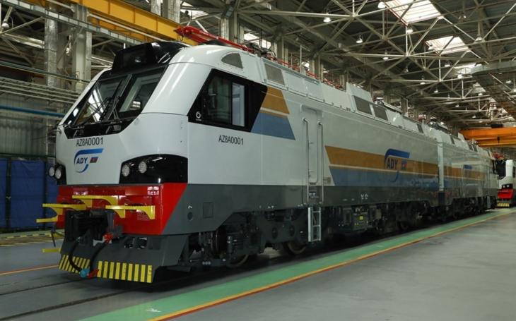 Ukraine signs framework agreement to supply 130 electric locomotives