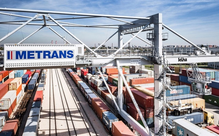 Metrans doubles number of container trains on the New Silk Road