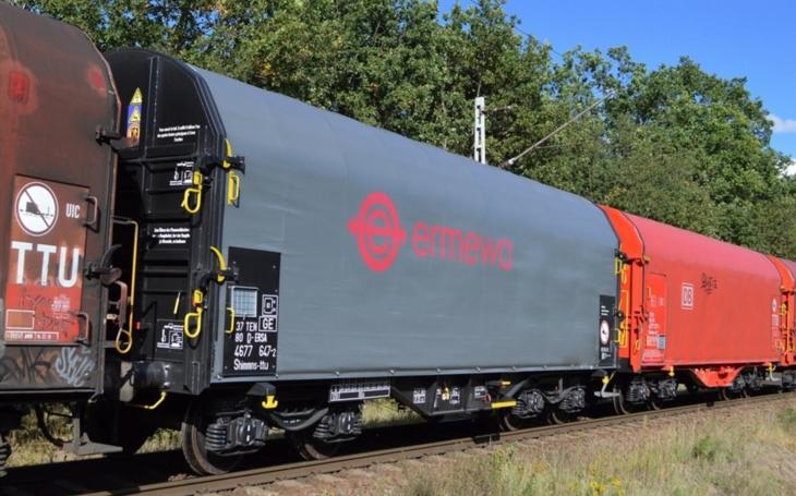 Ermewa SA wins new contract from Mercitalia Rail for 100 Shimmns wagons