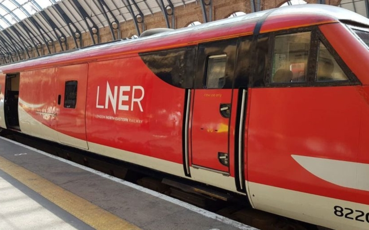 Increase in transport capacity and services thanks to the return of intercity trainsets 80x in to service in the UK