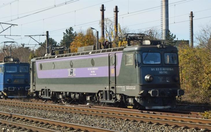 Tim Rail Cargo, freight services in Romania