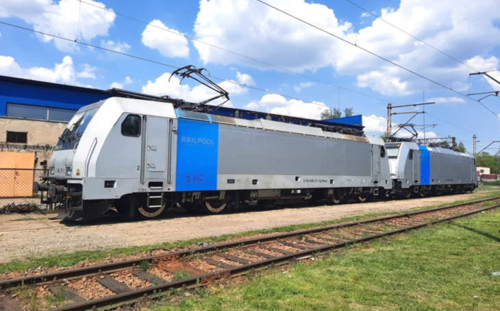 Railpool and Inter Cargo have signed leasing agreement for TRAXX locomotives