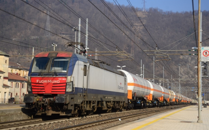 One network, different services: FuoriMuro - from port of Genoa to rail freight in Northern Italy