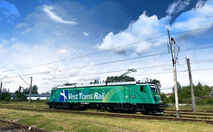 Vest Trans Rail: In their fleet is also Transmontana 2021 locomotive