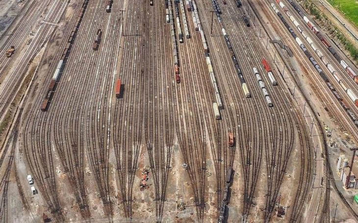 The largest railway freight station in the Netherlands is to be automated