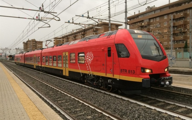 In the Italian recovery plan the electrification of the Valle d'Aosta is included