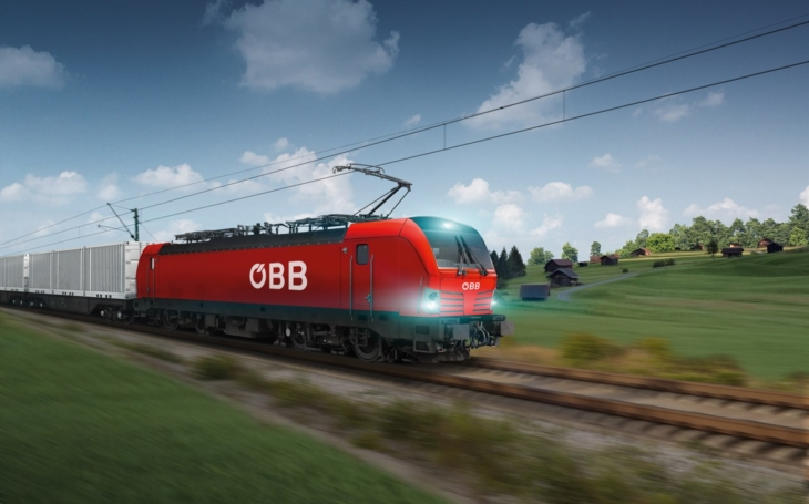 ÖBB builds world's first traction turbine