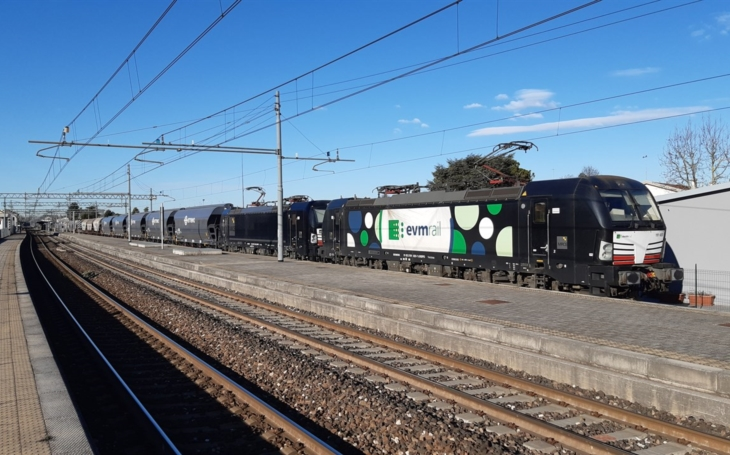 EVM Rail: The latest generation of electric and diesel locomotives and cooperation with Captrain Italia