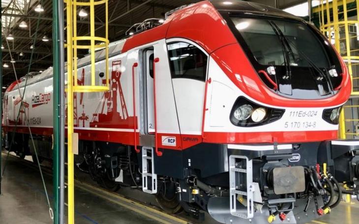 Alza Cargo takes over the first locomotive Gama Marathon