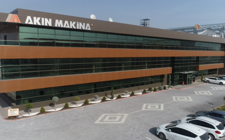 AKIN MAKİNA: Serving More Than 20 Countries In 5 Continents