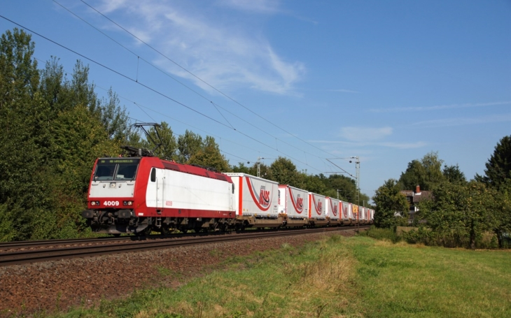 New Investment, New Intermodal Line from Mars Logistics
