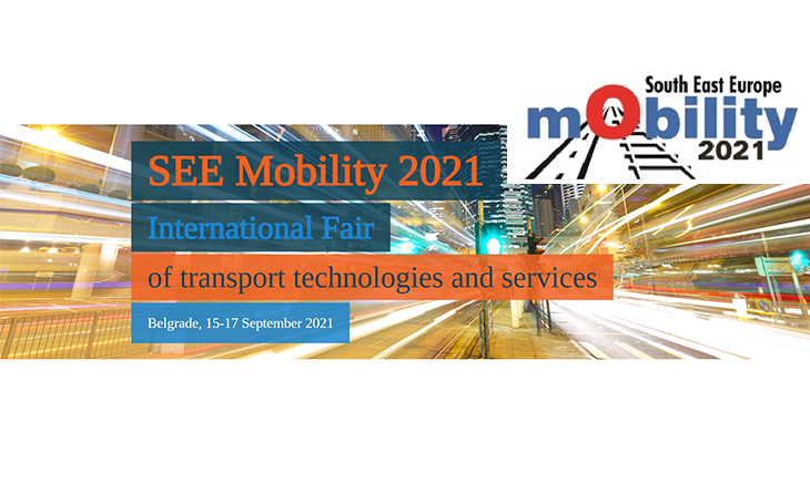 SEE Mobility 2021 Fair to be held on September 15-17 in Belgrade and Kragujevac