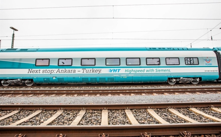 Siemens Mobility completes delivery of Velaro high-speed trains for Turkey